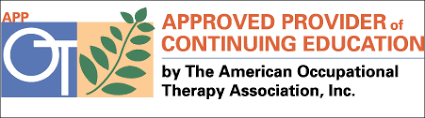 Approved Provider of Continuing Education Logo